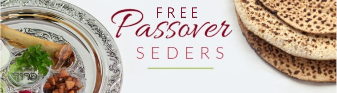 Free Passover Seder